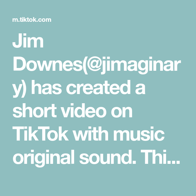 Jim Downes Jimaginary Has Created A Short Video On Tiktok With Music Original Sound This Might Be My Best 30 Day Song Challenge Carol Of The Bells Music Do