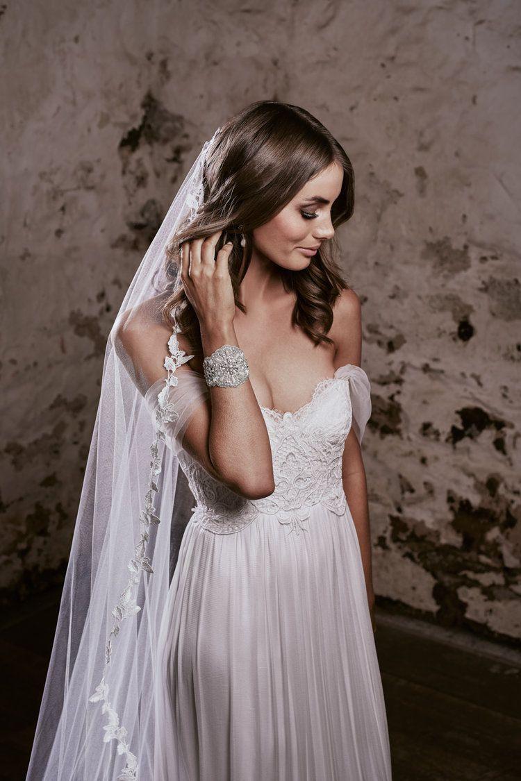 Anna Campbell  Eternal Heart Collection  Brooklyn Dress