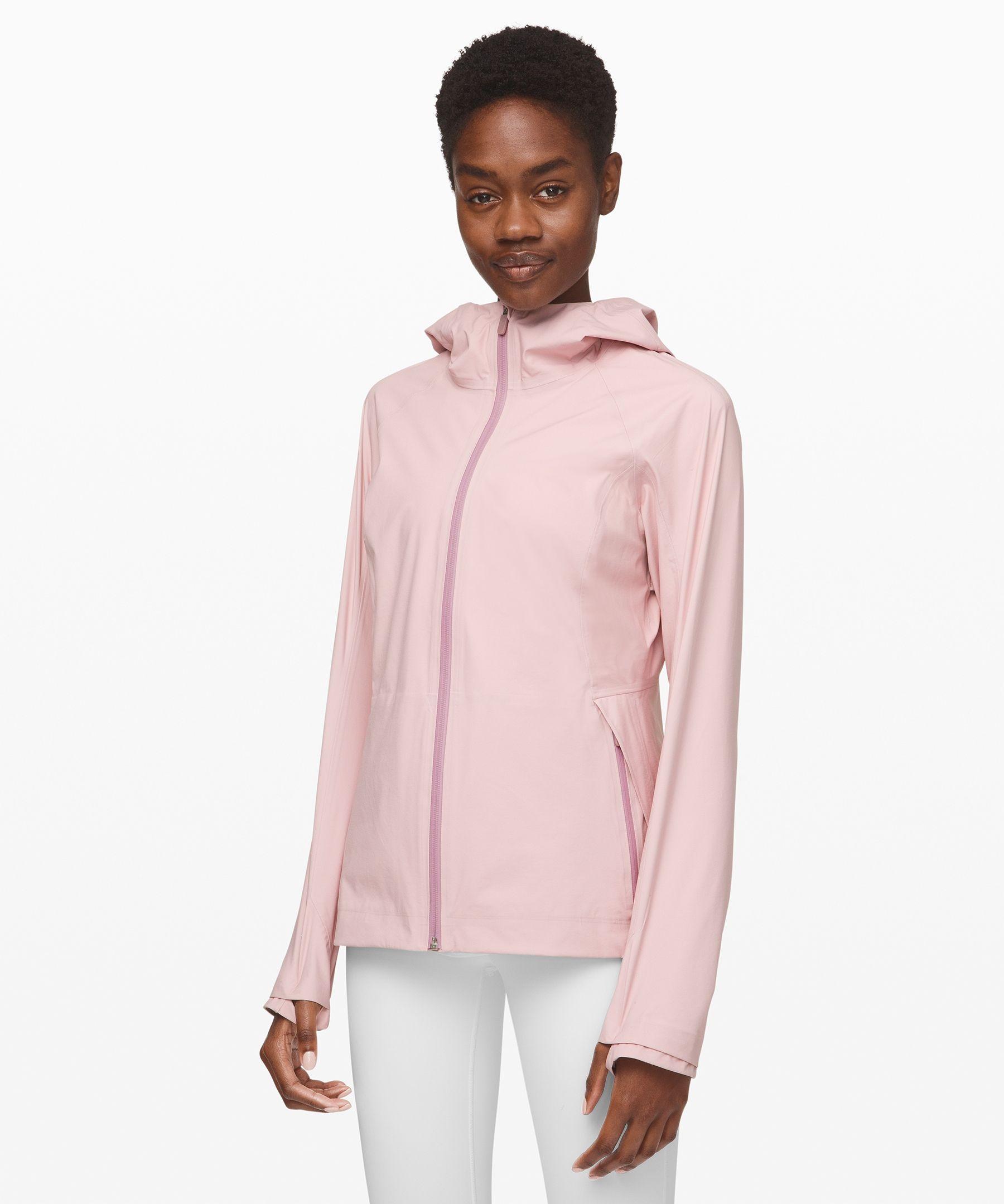 Lululemon The Rain Is Calling Jacket Ii Lululemon Cloth Jackets Technical Clothing Coats Jackets Women [ 2159 x 1800 Pixel ]