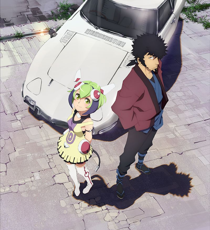 Dimension W I Just Began Watching This Anime And I Love It It S