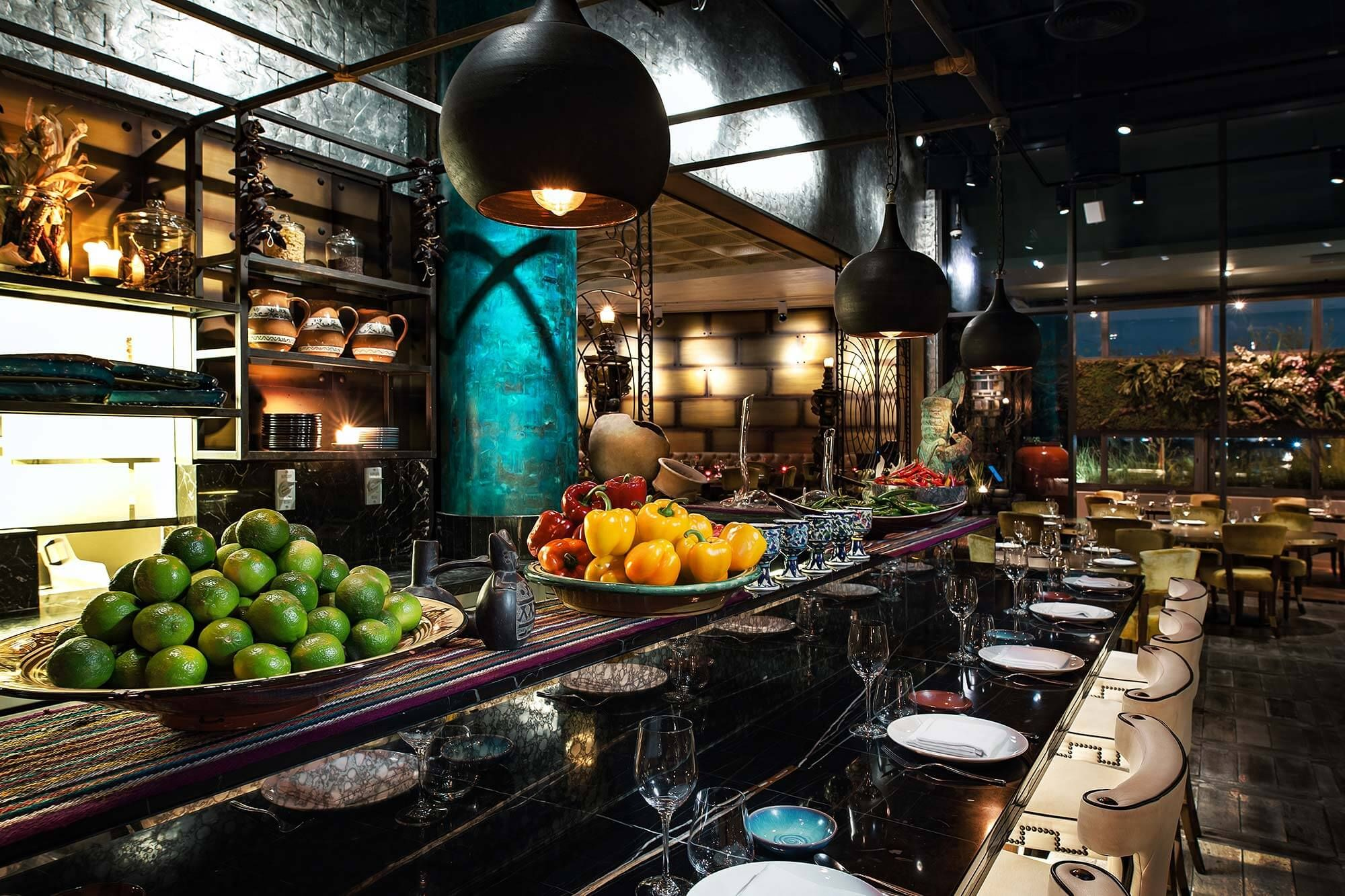 Coya Restaurant Dubai - Restaurant In Dubai  Four Seasons