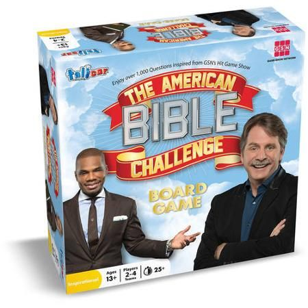 Bible Board Games : Board Games - Walmart com | Sunday