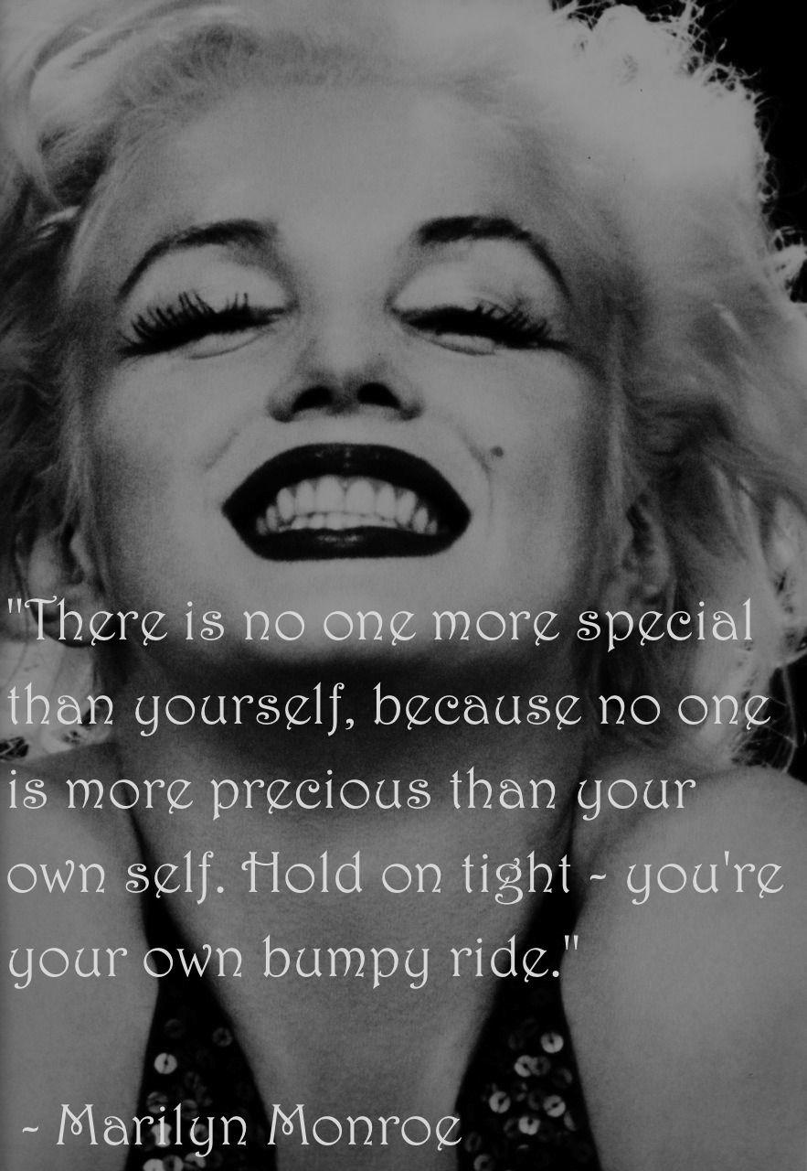Fake Marilyn Monroe Quotes