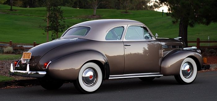 40 Cadillac Lasalle Coupe | Autos | Pinterest | Cadillac, Cars and