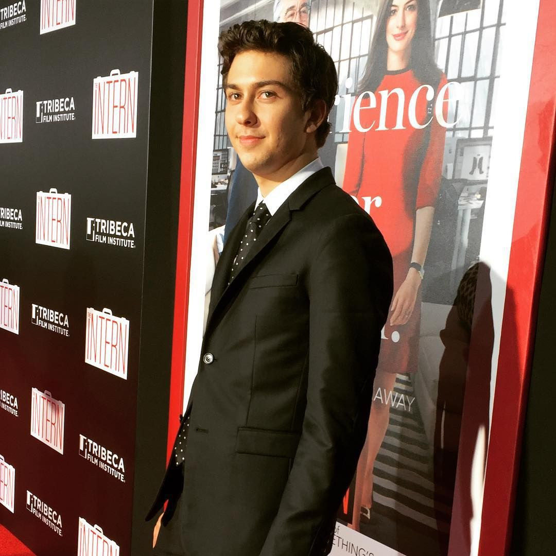 Any #NatWolff fans? Don't miss the #PaperTowns star in #TheIntern this Friday!