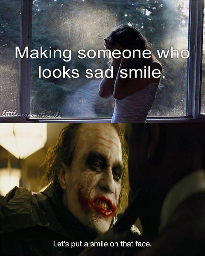Why So Serious Meme Memes Quote Moviequotes Darkknight Thedarkknight Joker Batman Whysoserious Justgirlythings Movie Memes Memes Joker