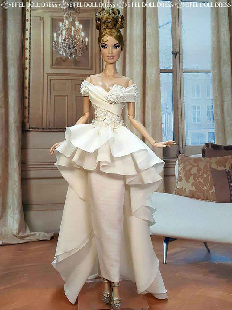 New Dress for sell EFDD | Barbie, Puppe und Braut