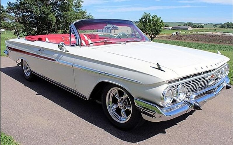 1961 chevy impala ss convertible maintenance restoration of old vintage vehicles the material. Black Bedroom Furniture Sets. Home Design Ideas