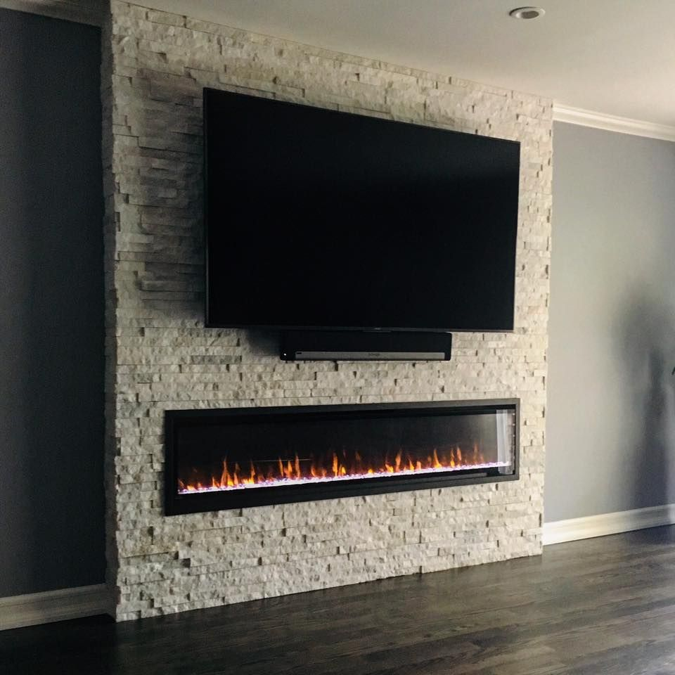 Electric Fireplace Fireplace Tv Wall Wall Mounted Fireplace Electric Fireplace