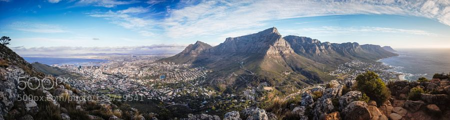 Popular on 500px : The Mother City by Klaus_Waibel