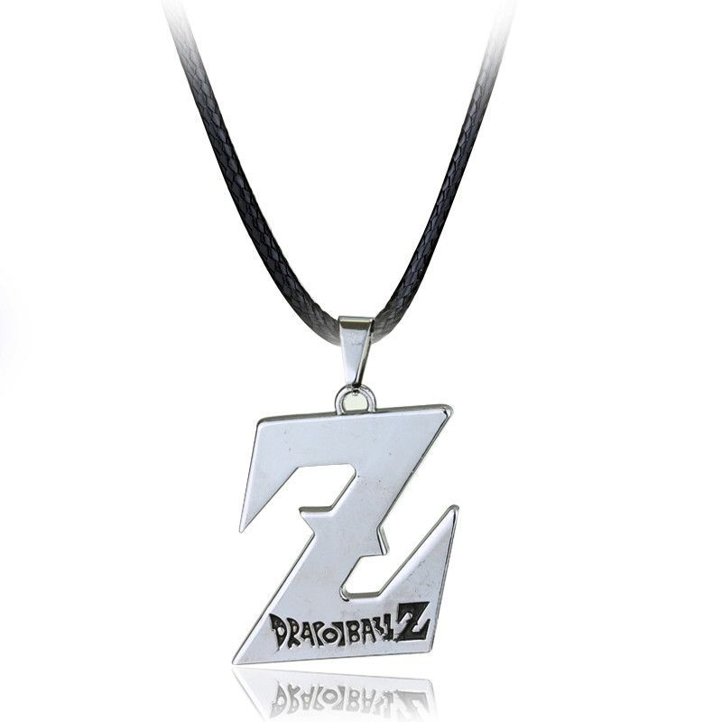 Free Shipping Anime Dragonball Z Cosplay Silver Plated Jewelry Son Goku Necklace Dragon Ball Pendant Necklace