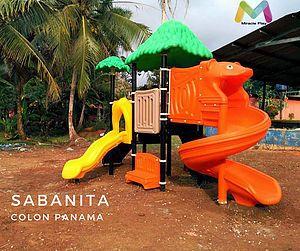 Parques Infantiles España Colon Panama Panama Colon