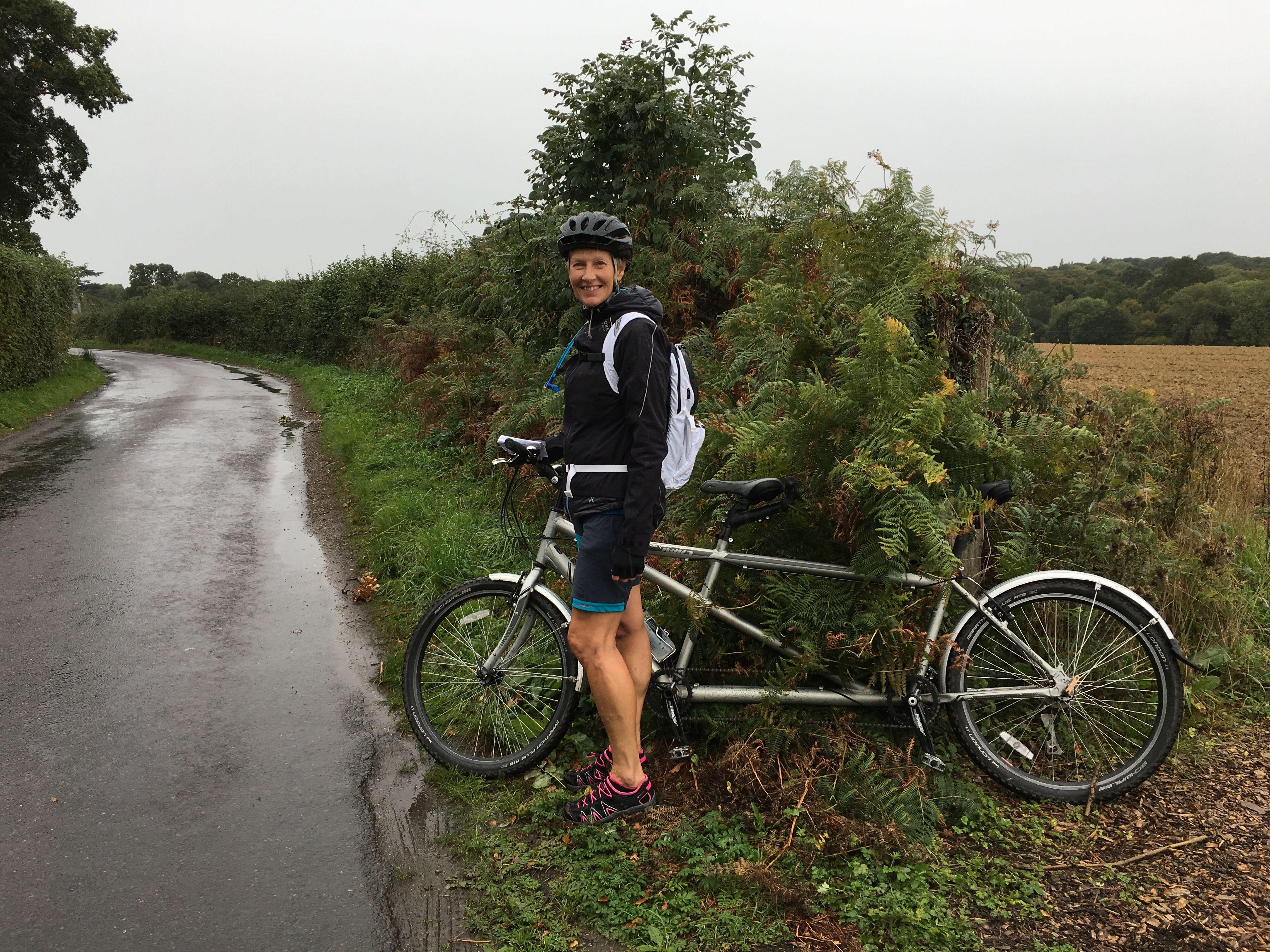 The Art Of Tandem Biking With Images Adventure Bike Tandem