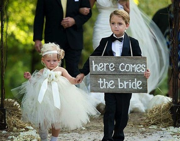 Resultado de imagen para noviecitos de boda niños