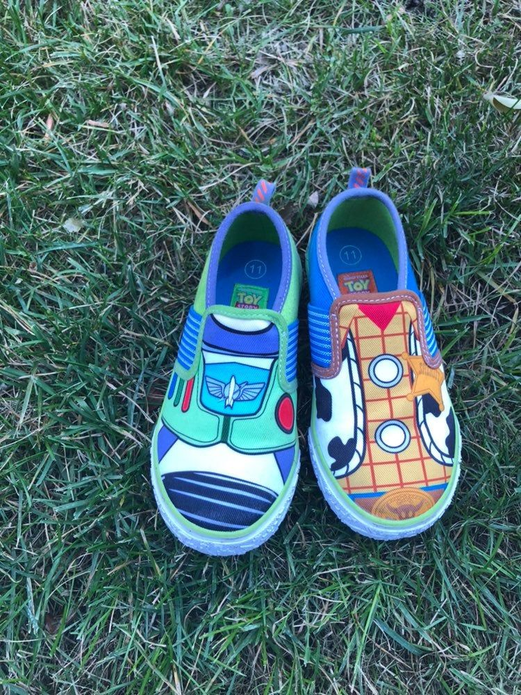 Toy story shoes they look like vans but