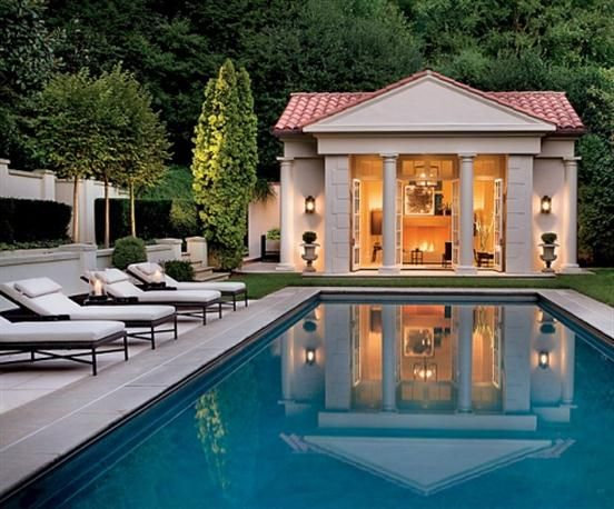 backyard pool ideas com modern contemporary house office design furniture