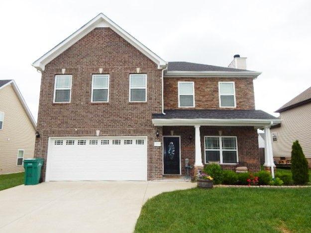 Kitchen Granite Countertops · RENTED! 3343 Cotham Lane; Clarksville,  Tennessee 37042*4 Bedrooms 2.5 Bathrooms