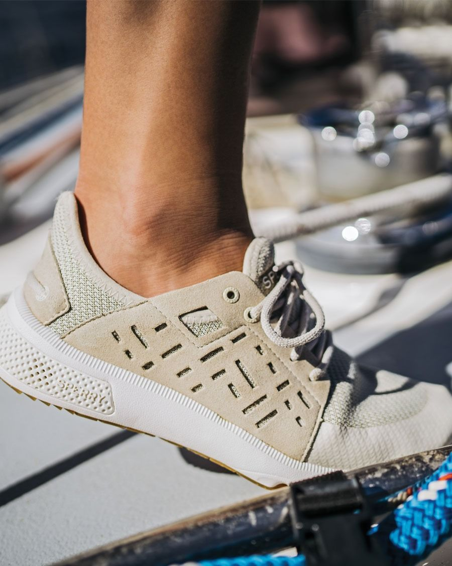 Shop Sperry 7 SEAS boat shoes, featuring technology inspired by America's  Cup sailors.