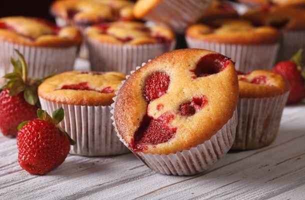 30 perces bögrés muffin illatos eperrel | femina.hu