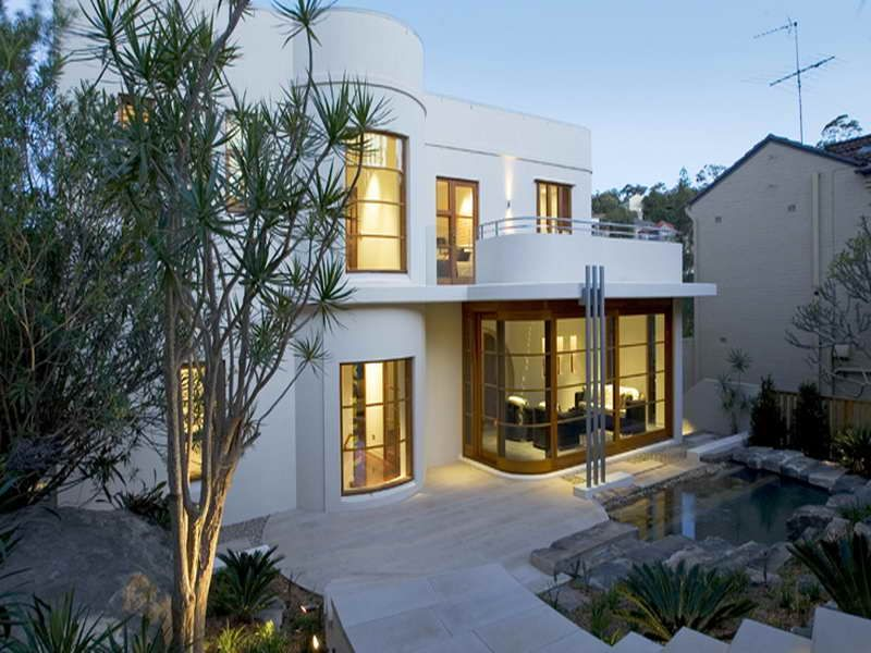 Art Deco House Style