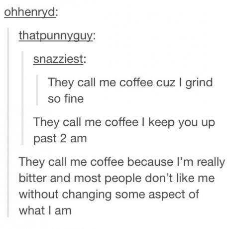 You can call me jokes