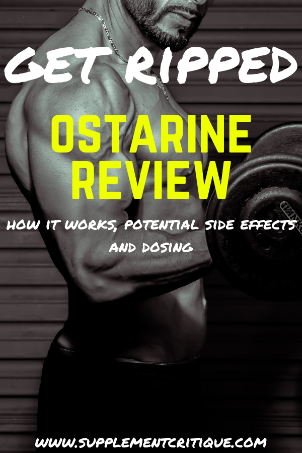 Ostarine Side Effects (UPDATED 2018): 11 Things You Need To Know