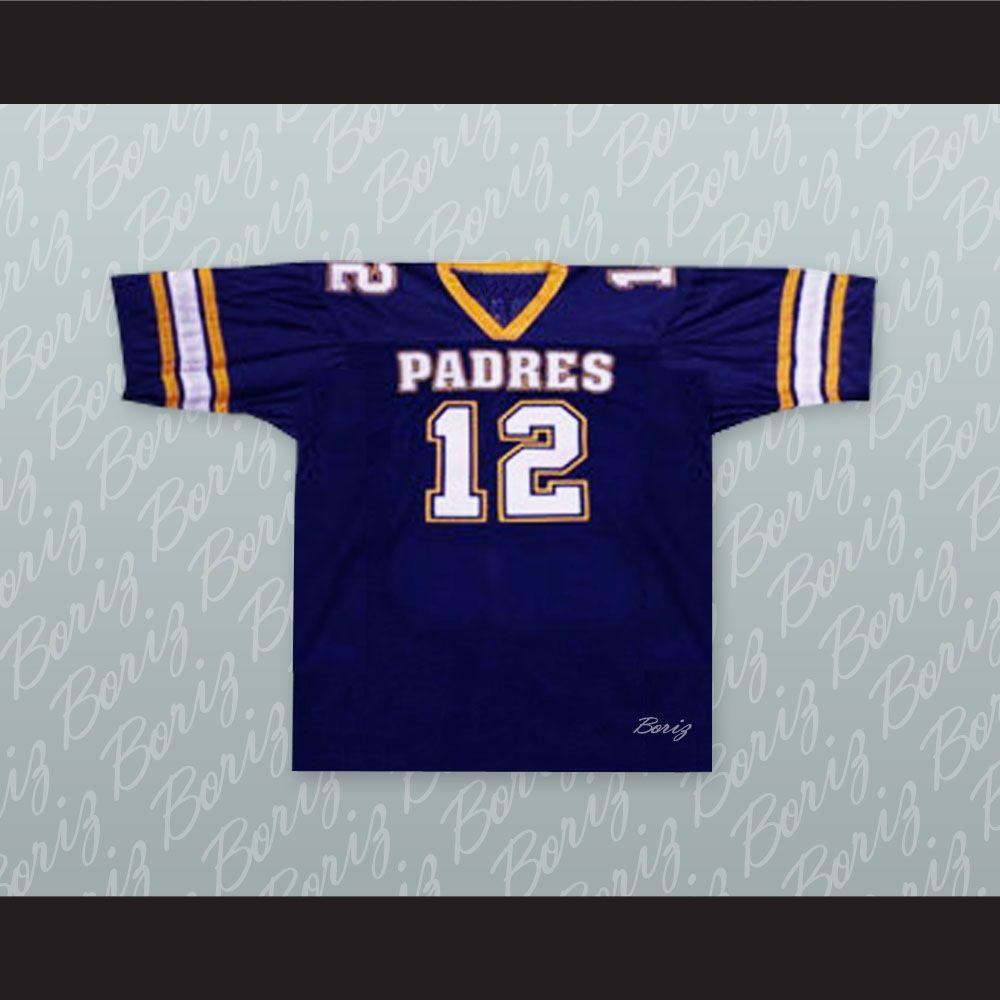 Are you looking for Tom Brady 12 Junipero Serra Padres High School Football Jersey, Tom-Brady ? Visit:http://www.borizcustomsportsjerseys.com/product-p/tom-brady.htm