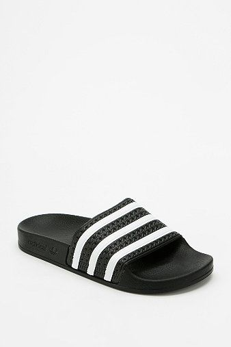 timeless design 4a44c caf31 adidas Originals Adilette Pool Slide Sandal - Urban Outfitters