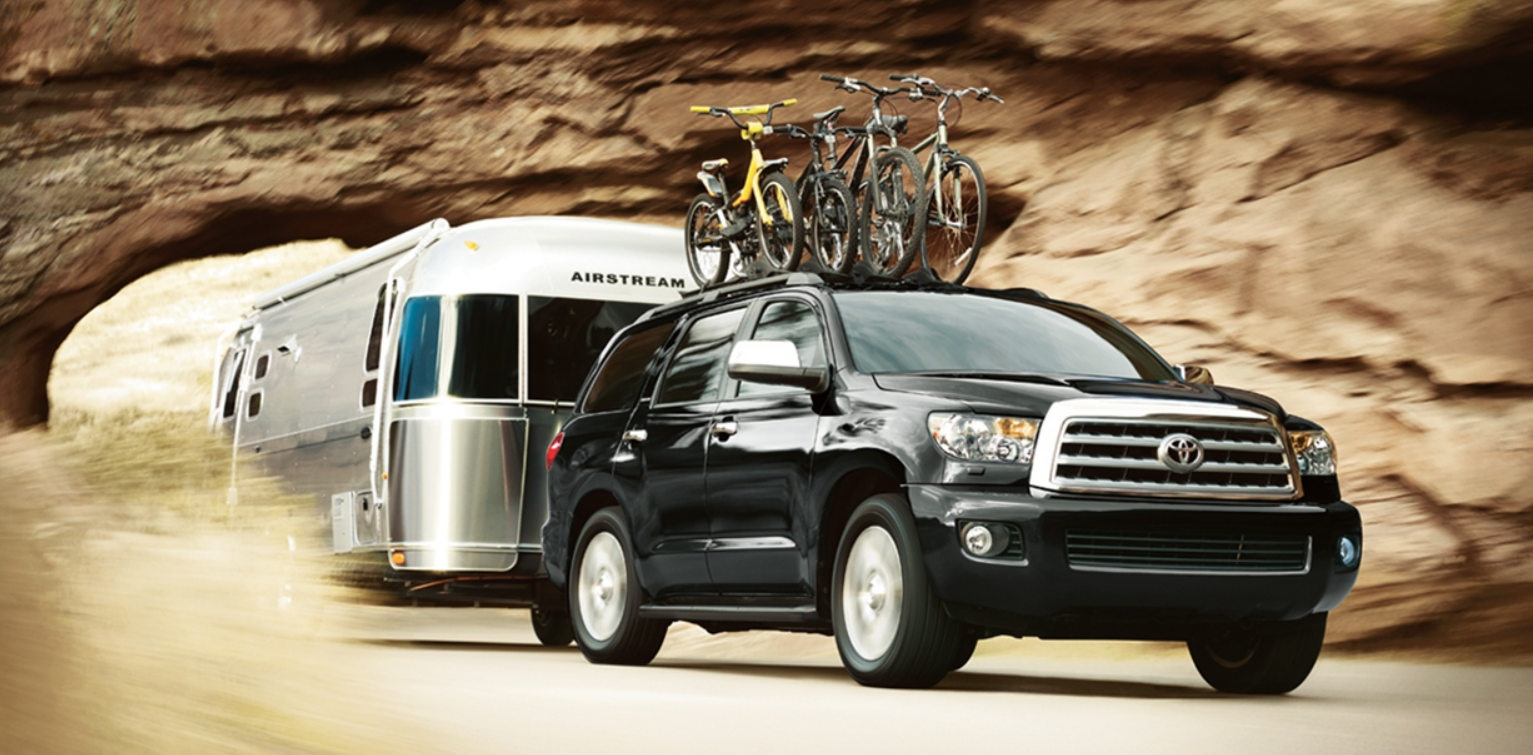 Toyota Sequoia Full Size SUV For Sale Get Great Prices On Toyota Sequoia  Full