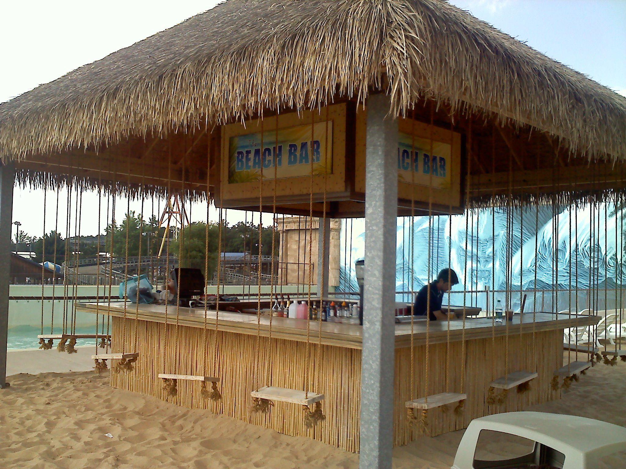 Пляжные конструкции бизнеса кафе ресторан фото