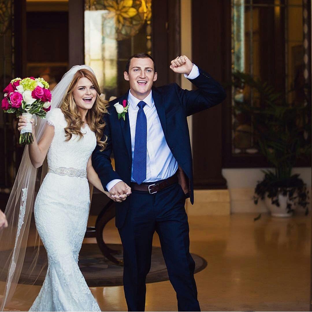 Phoenix, AZ bride in modest wedding dress from alta moda. | Future ...
