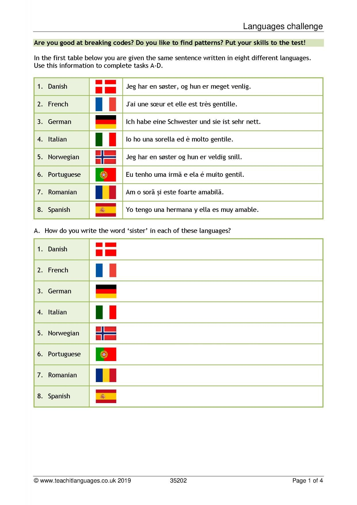 Pin On Why Study Languages