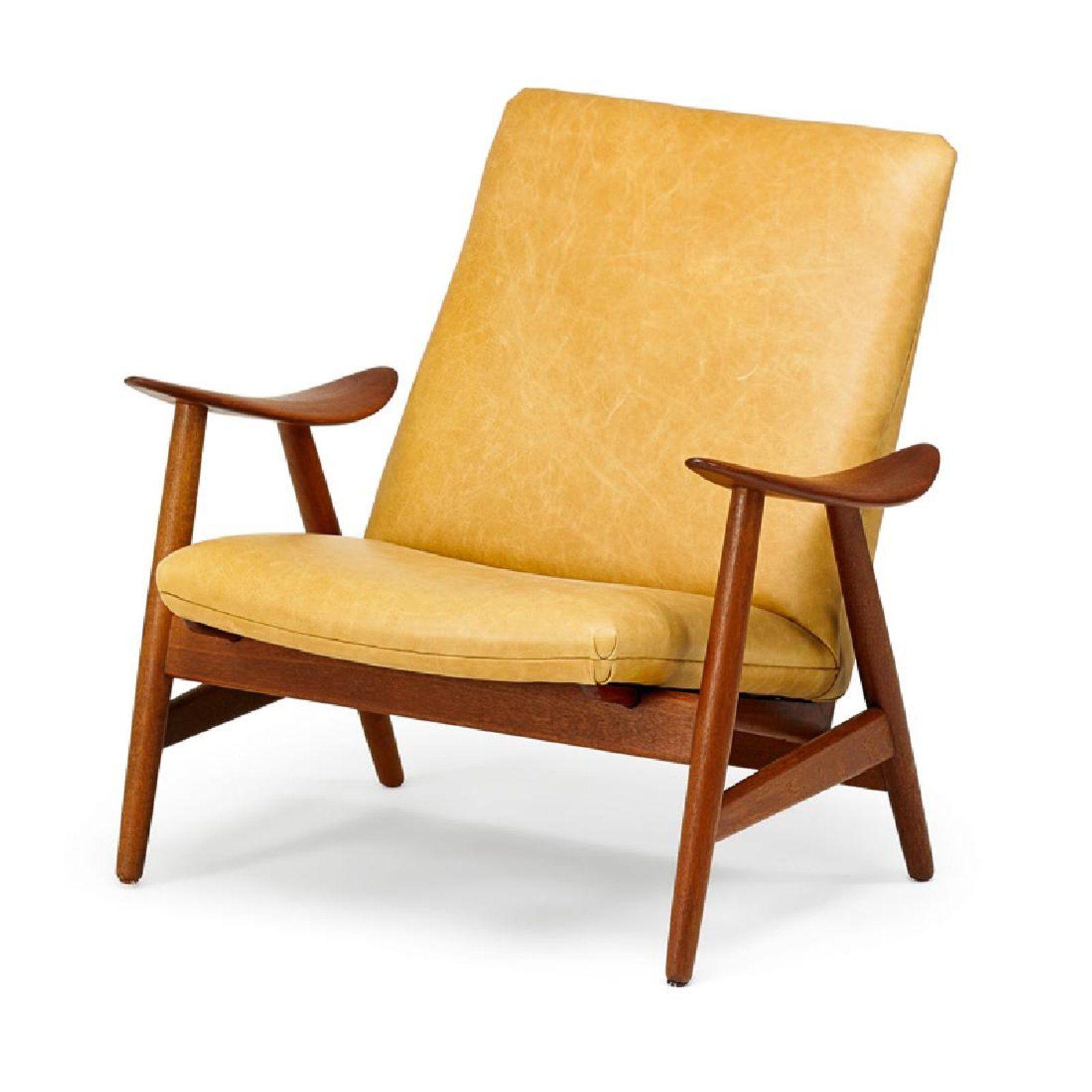 Illum wikkelso for soren willadsen lounge chair interiors