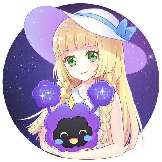 Custom Anime Portrait Cartoon Portrait Profile Illustration