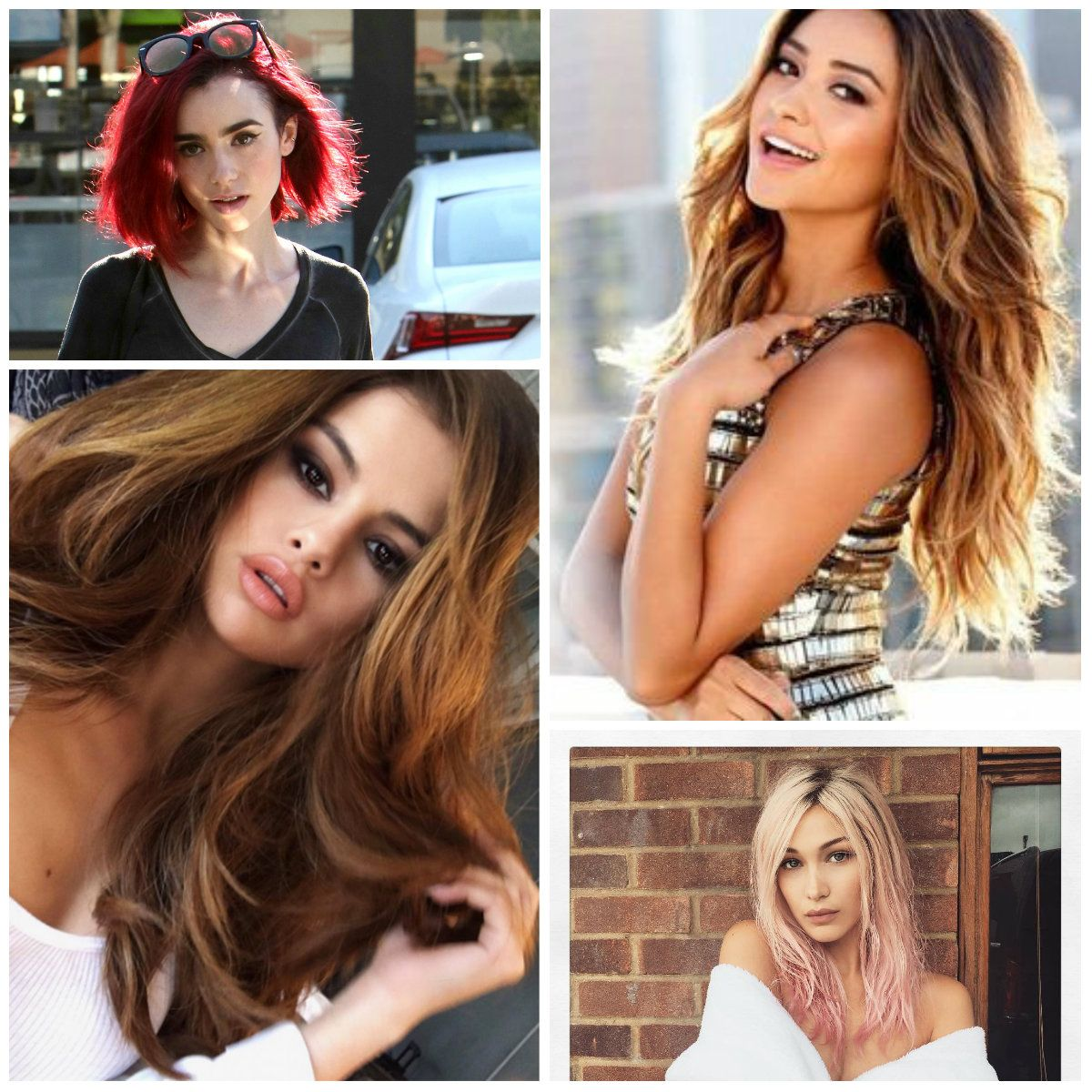 Popular color trends 2017 - Celebrity Hair Color Ideas To Try In Best Hair Color Trends 2017 Top Hair Color Ideas For You