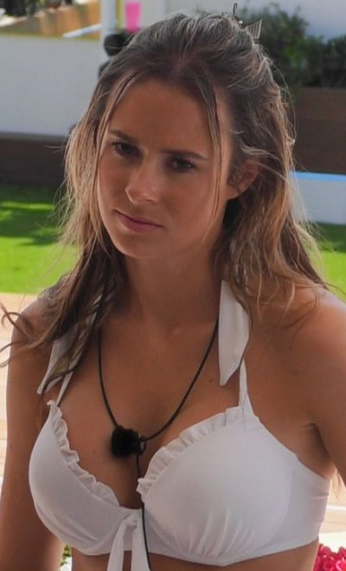 46ecd04f We're SHOCKED by these pictures of Camilla Thurlow in her pre-Love Island  days