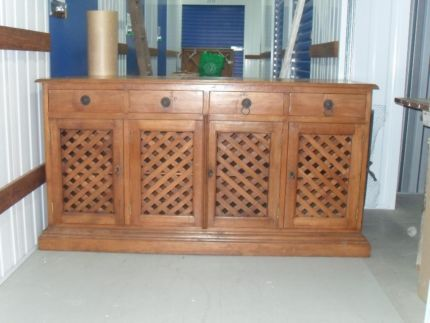 Oak Cabinet/Credenza   Other Furniture   Gumtree Australia Leichhardt Area - Rozelle   1038366544