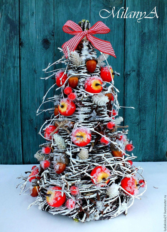 Поделка новогодняя елка своими руками из рук в руки фото 732