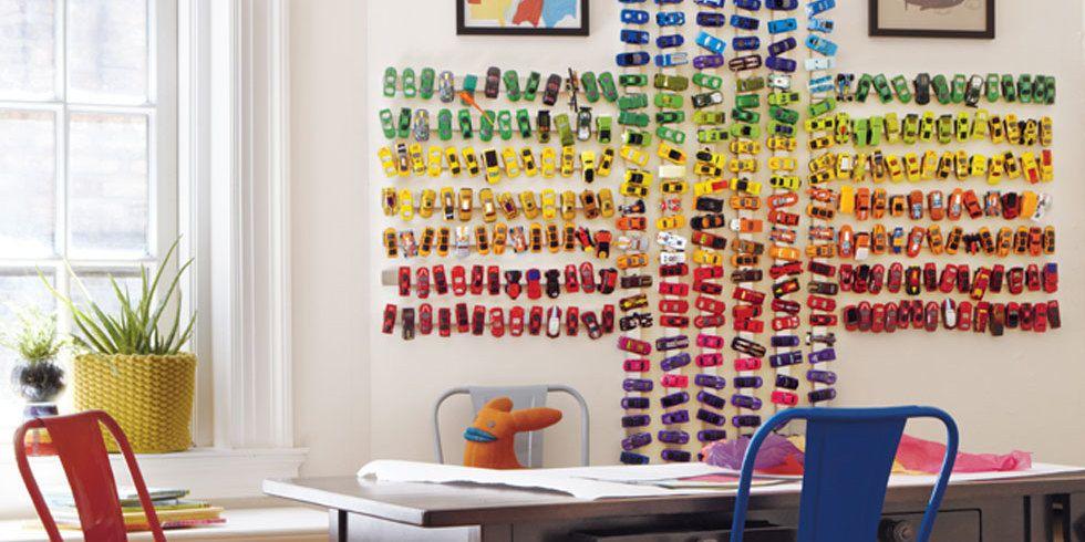 17 super smart ways to keep toys organized - Toy Organizer Ideas