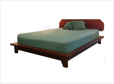 The Zen Bed Frame With Headboard 780 With Shipping Available In