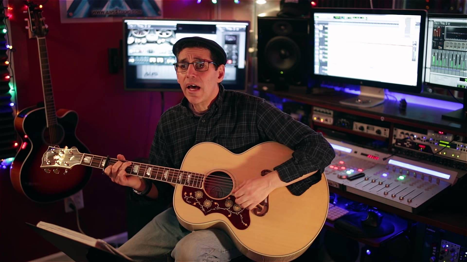 River Joni Mitchell Acoustic Guitar