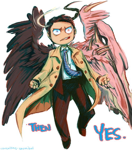 Idku Guysim So Pumped For Casifer Angels Of The Lord
