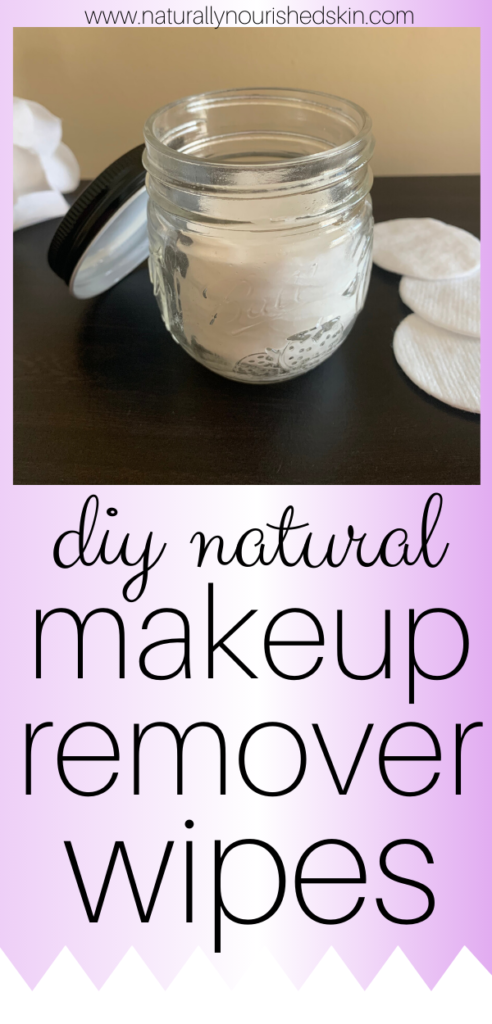 DIY Soothing Lavender Makeup Remover Wipes Naturally