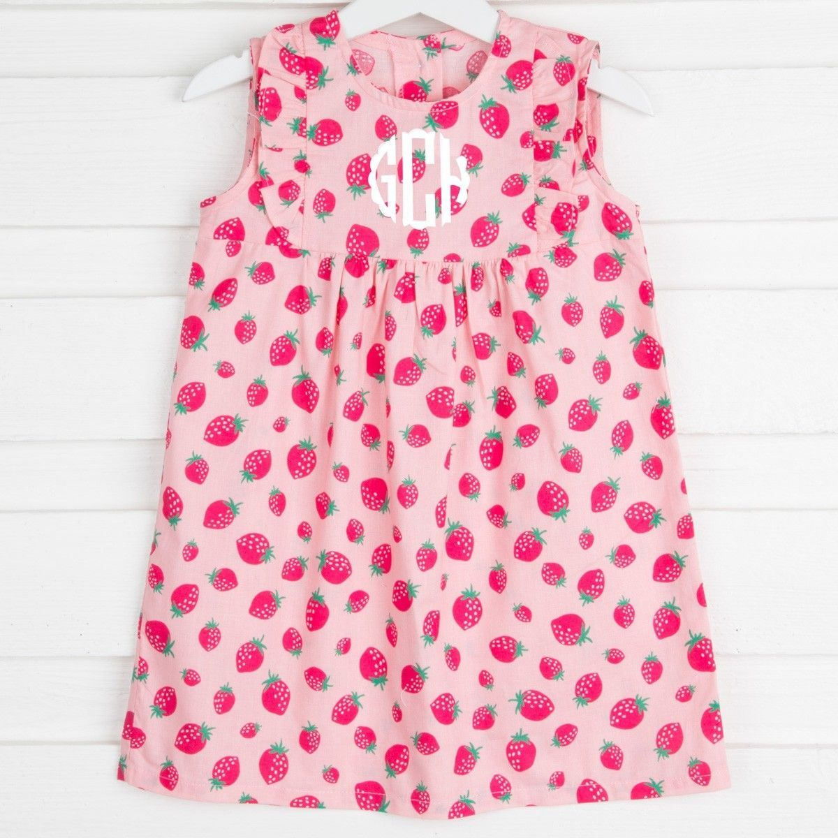 7bdab444352 Strawberry Patch Kate Dress Pink - Dresses - 3T  summerdresses3t ...
