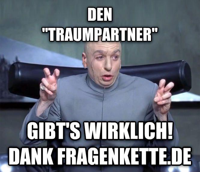 Finden auch Sie Ihren #Traumpartner. Jetzt GRATIS Hörprobe und mehr Infos auf: www.fragenkette.de