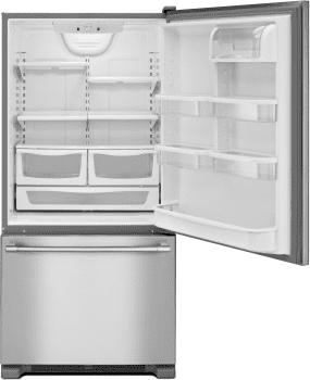 Maytag Mbf1958fez Bottom Freezer Refrigerator Bottom Freezer Refrigerator