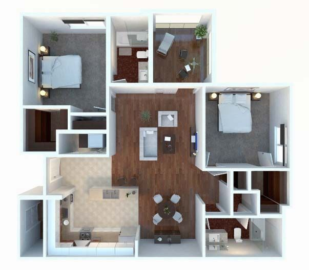 Small House Plans Under 1000 Sq Ft A Few Design Ideas Small House Plans House Floor Plans House Plans