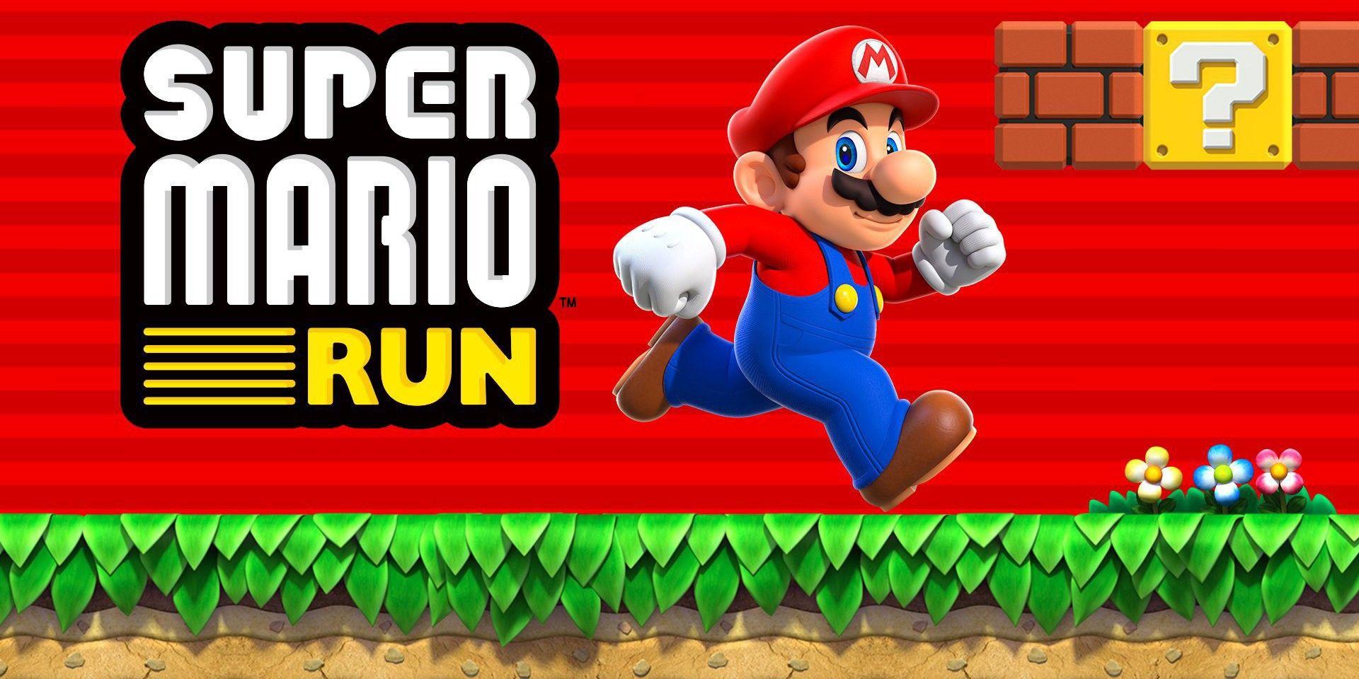 Super Mario Mario Run Super Mario Run Super Mario Run Game