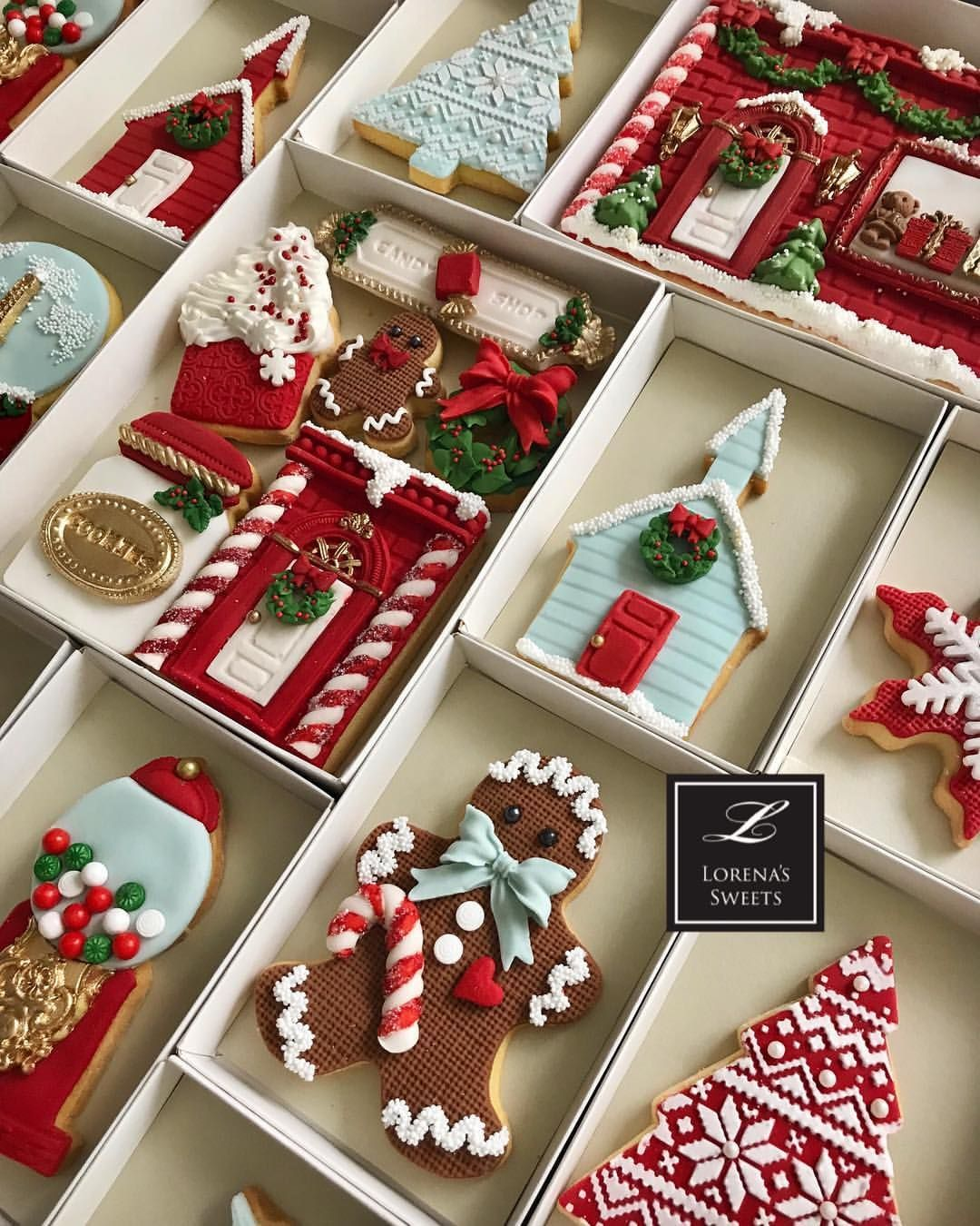 80+ Simple Christmas cookie recipes Easy to Copy Latest Fashion Trends for Women sumcoco.com 3