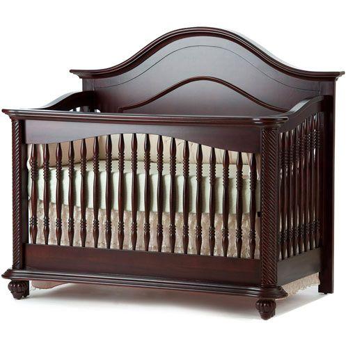 Bristol Lifetime Crib By Munire At Babyearth Com 719 00 Cribs Baby Furniture Baby Cribs